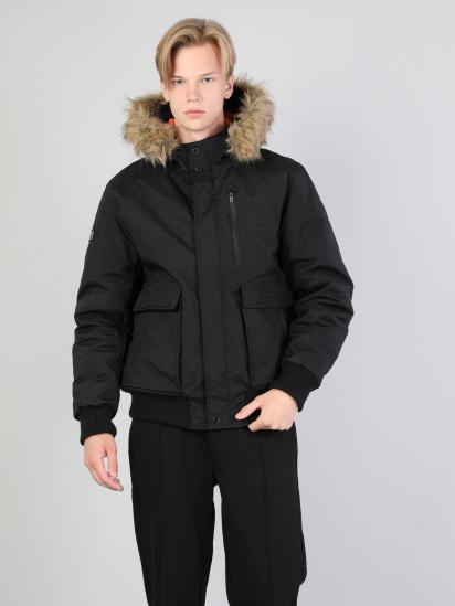 Зимова куртка Colin's модель CL1044351BLK — фото 4 - INTERTOP