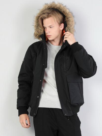 Зимова куртка Colin's модель CL1044351BLK — фото - INTERTOP