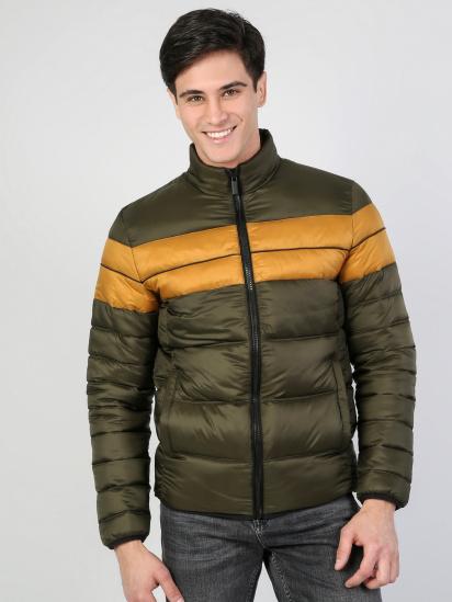 Зимова куртка Colin's модель CL1044816KHA — фото - INTERTOP