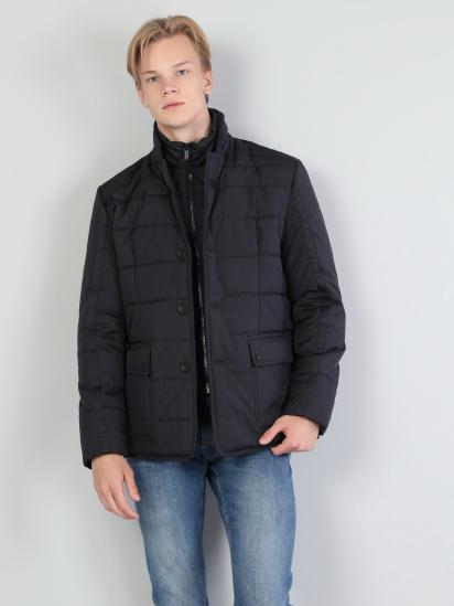 Зимова куртка Colin's модель CL1045112NAV — фото 3 - INTERTOP