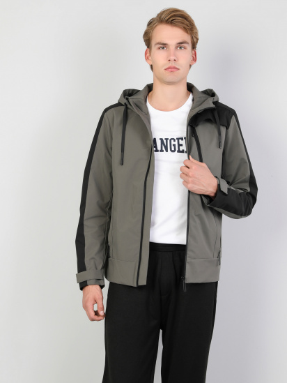 Зимова куртка Colin's модель CL1046887KHA — фото 3 - INTERTOP