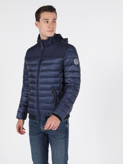 Зимова куртка Colin's модель CL1050088NAV — фото 3 - INTERTOP