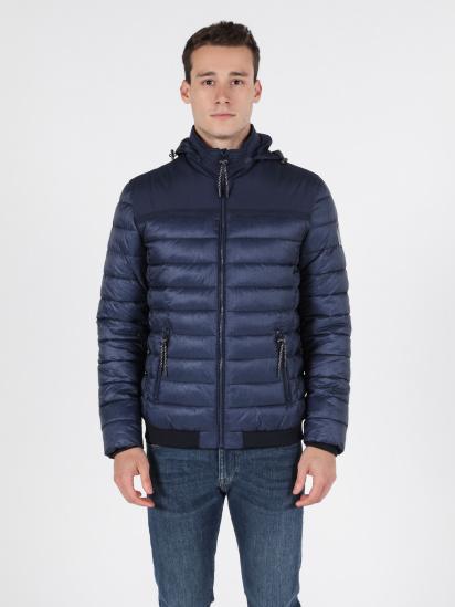 Зимова куртка Colin's модель CL1050088NAV — фото 4 - INTERTOP
