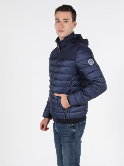 Зимова куртка Colin's модель CL1050088NAV — фото - INTERTOP