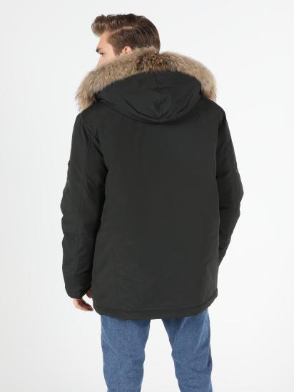 Зимова куртка Colin's модель CL1051233GRE — фото 2 - INTERTOP