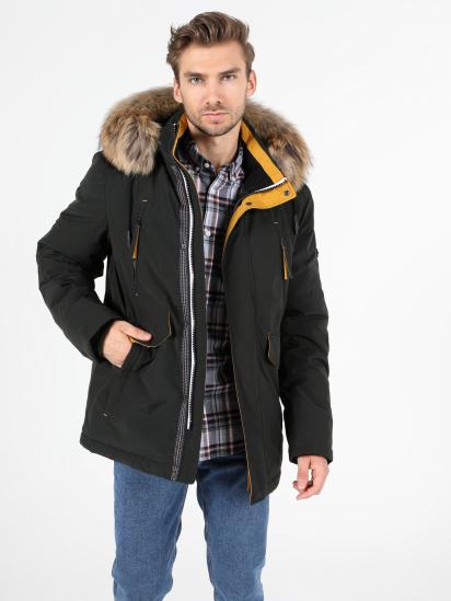 Зимова куртка Colin's модель CL1051233GRE — фото 3 - INTERTOP