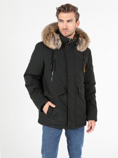 Зимова куртка Colin's модель CL1051233GRE — фото - INTERTOP