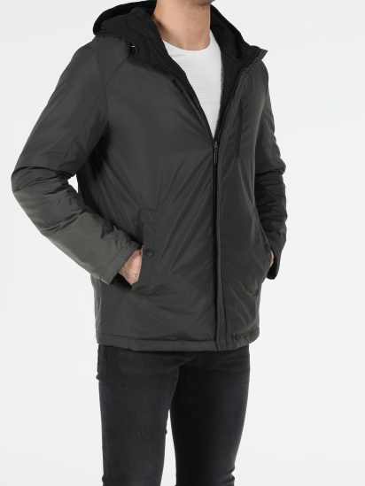 Зимова куртка Colin's модель CL1053150GRE — фото 3 - INTERTOP