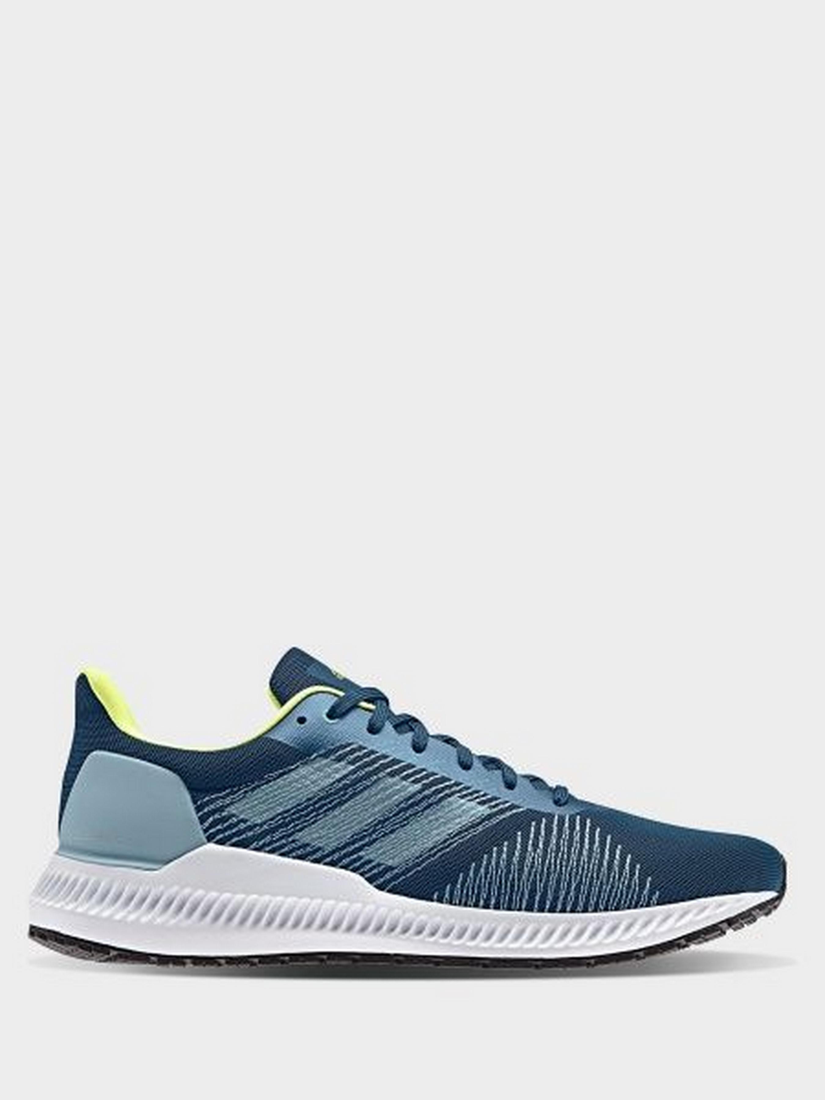 Купить Кроссовки мужские Adidas SOLAR BLAZE M CN101, Синий
