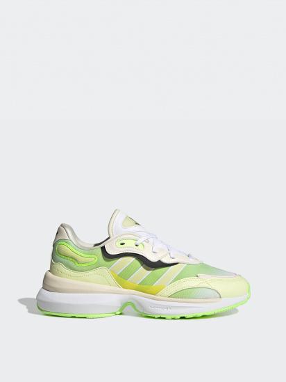 Кросівки для міста Adidas ZENTIC W модель GZ6983 — фото - INTERTOP