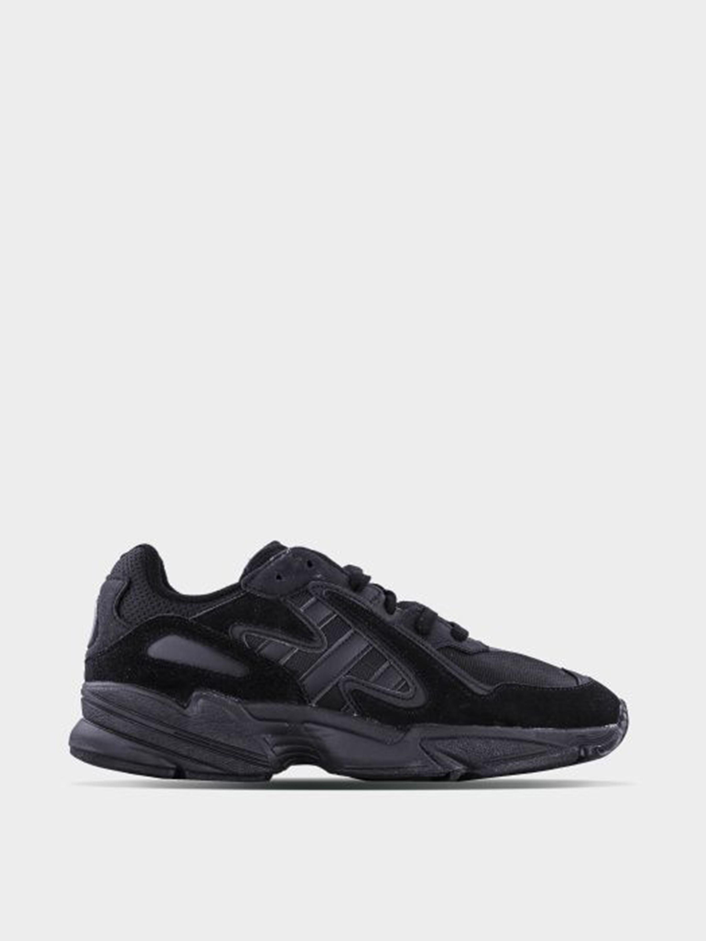 Купить Кроссовки мужские Adidas YUNG-96 CHASM CN130, Черный