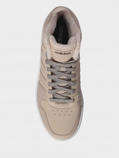 Кросівки для міста Adidas HOOPS 2.0 MID модель EE7876 — фото 4 - INTERTOP