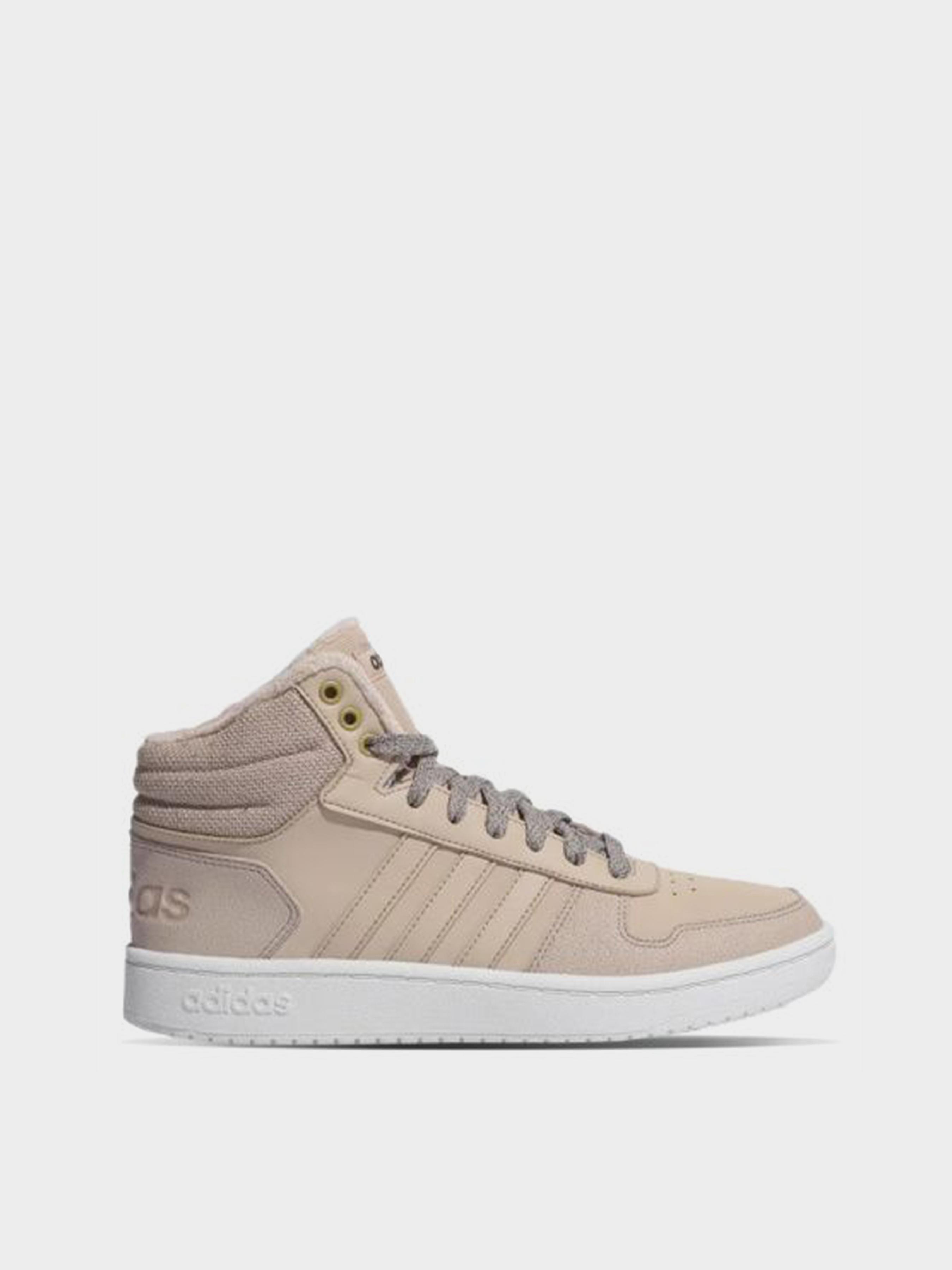 Кроссовки для женщин Adidas HOOPS 2.0 MID CN155 смотреть, 2017