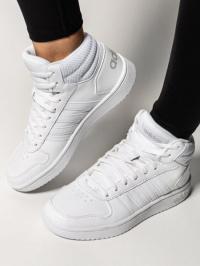 Кроссовки для женщин Adidas HOOPS 2.0 MID CN157 фото, купить, 2017