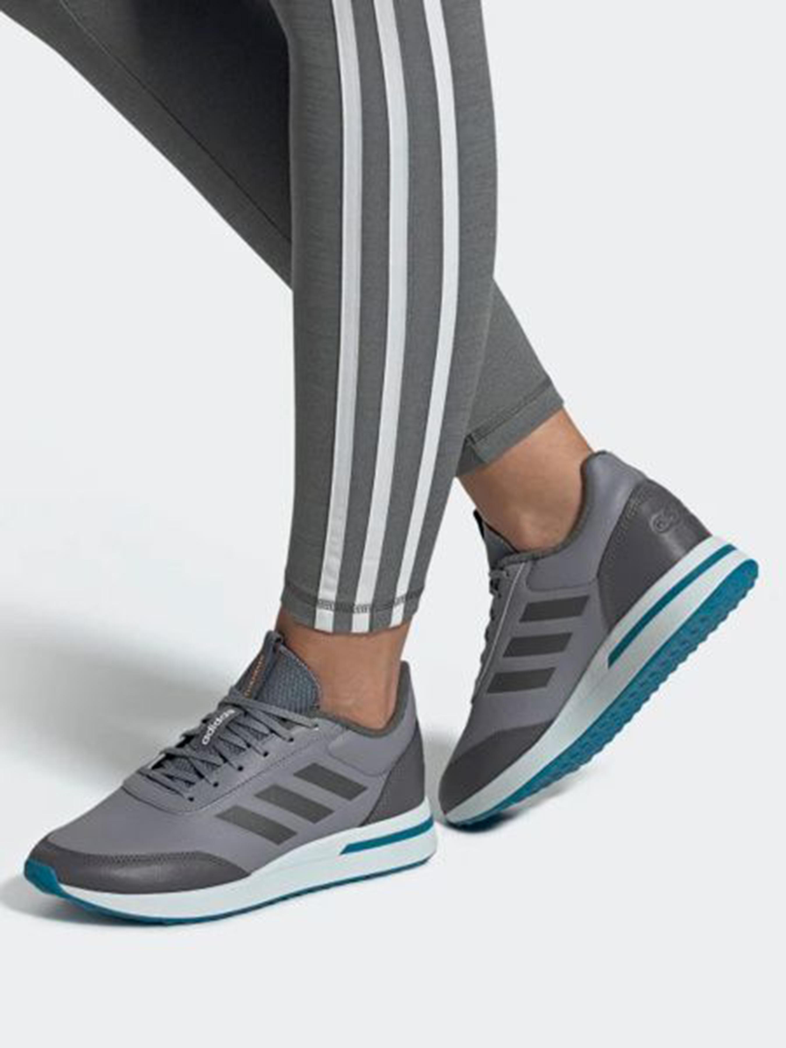 Кроссовки женские Adidas RUN70S CN181 брендовая обувь, 2017