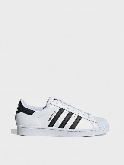 Кеди  для чоловіків Adidas SUPERSTAR EG4958 купити взуття, 2017