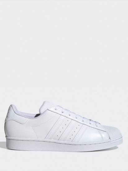 Кеди  для чоловіків Adidas SUPERSTAR EG4960 замовити, 2017