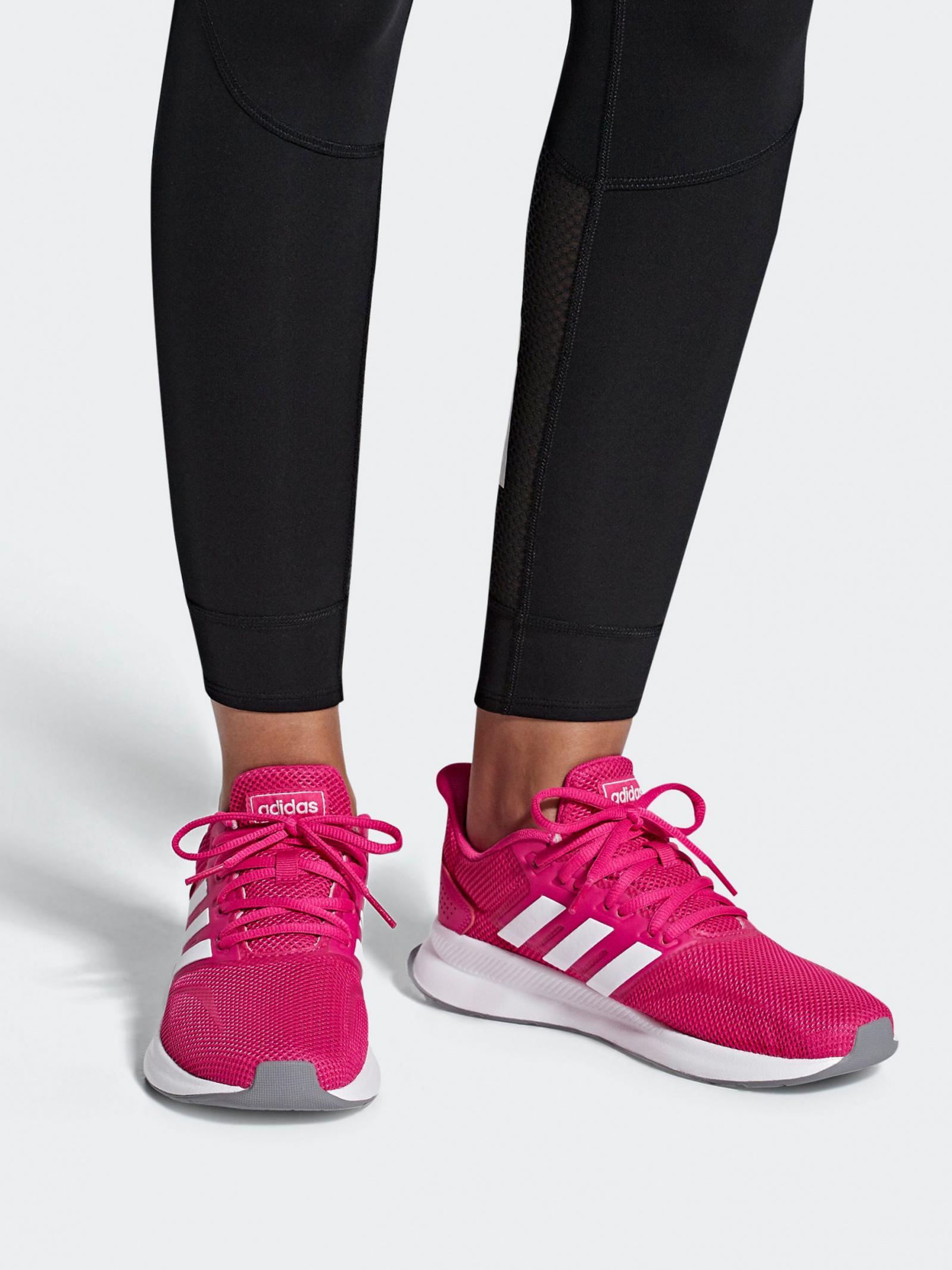 Кроссовки для женщин Adidas RUNFALCON F36219 купить в Интертоп, 2017