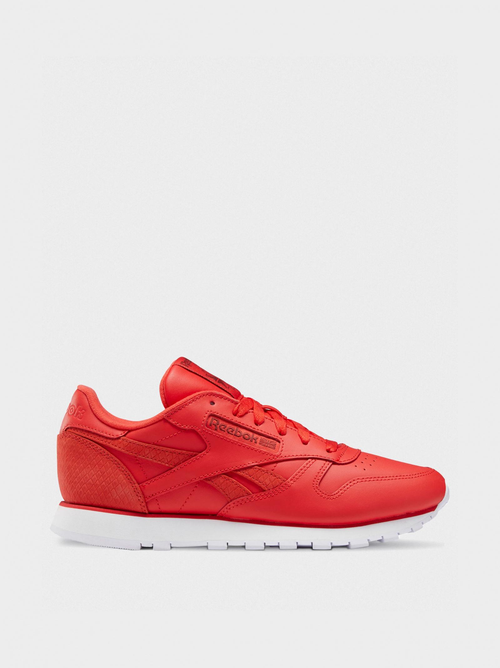 Кросівки  для жінок Reebok CL LTHR EF3255 брендове взуття, 2017