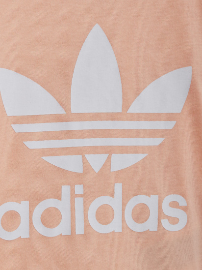 Футболка Adidas TREFOIL модель GN8176 — фото 4 - INTERTOP
