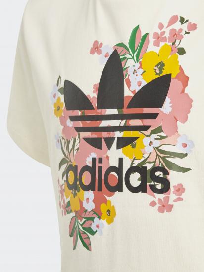 Футболка Adidas HER STUDIO LONDON FLORAL модель GN4216 — фото 3 - INTERTOP