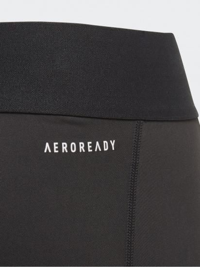 Легінси Adidas ALPHASKIN модель FM5850 — фото 3 - INTERTOP