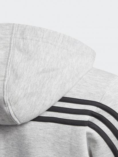 Кофта спортивна Adidas 3-STRIPES K модель GE0662 — фото 5 - INTERTOP