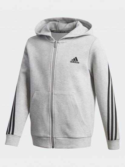 Кофта спортивна Adidas 3-STRIPES K модель GE0662 — фото - INTERTOP