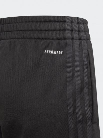 Шорти Adidas 3-STRIPES AEROREADY PRIMEBLUE модель GM8448 — фото 4 - INTERTOP