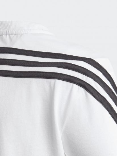 Футболка Adidas 3-STRIPES модель GE0658 — фото 4 - INTERTOP