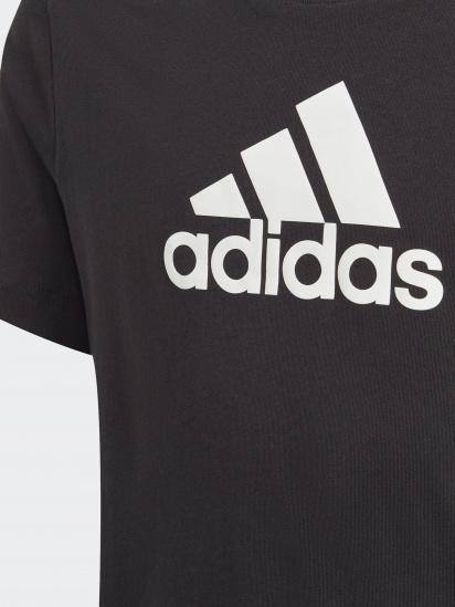 Футболка Adidas LOGO модель GJ6650 — фото 5 - INTERTOP