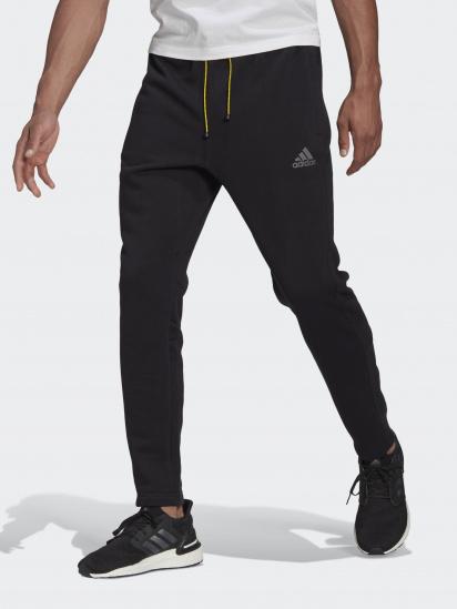 Спортивні штани Adidas SPORTSWEAR TAPERED модель GL5694 — фото 3 - INTERTOP