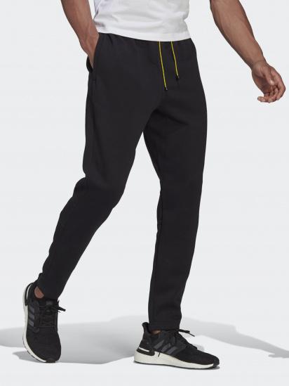Спортивні штани Adidas SPORTSWEAR TAPERED модель GL5694 — фото - INTERTOP