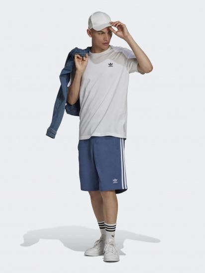 Шорти Adidas Adicolor 3-STRIPES модель GN4474 — фото 4 - INTERTOP