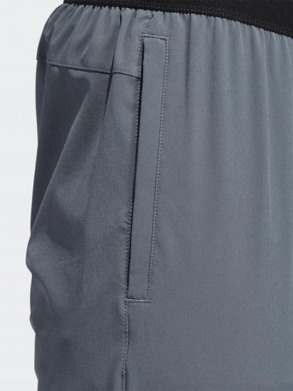 Спортивні штани Adidas CITY BASE модель GM0604 — фото 7 - INTERTOP