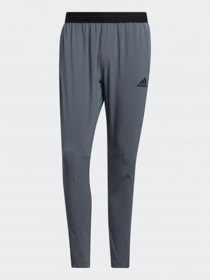 Спортивні штани Adidas CITY BASE модель GM0604 — фото 8 - INTERTOP