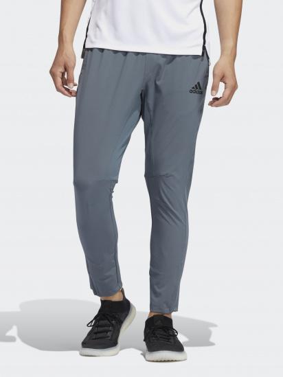 Спортивні штани Adidas CITY BASE модель GM0604 — фото - INTERTOP