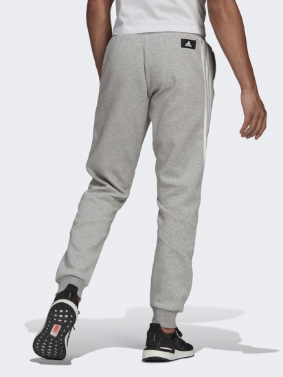 Спортивні штани Adidas SPORTSWEAR 3-STRIPES модель GM6460 — фото 2 - INTERTOP