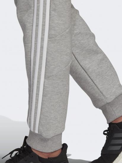 Спортивні штани Adidas SPORTSWEAR 3-STRIPES модель GM6460 — фото 4 - INTERTOP