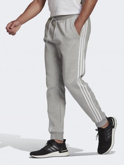 Спортивні штани Adidas SPORTSWEAR 3-STRIPES модель GM6460 — фото - INTERTOP