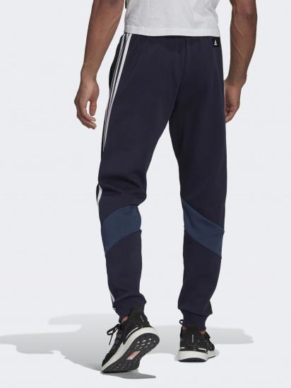 Спортивні штани Adidas SPORTSWEAR 3-STRIPES модель GM6461 — фото 2 - INTERTOP