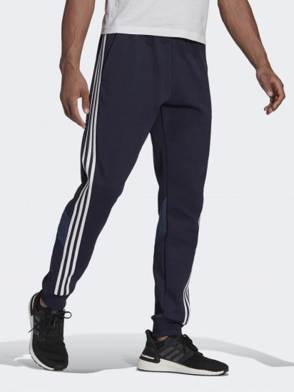Спортивні штани Adidas SPORTSWEAR 3-STRIPES модель GM6461 — фото 3 - INTERTOP