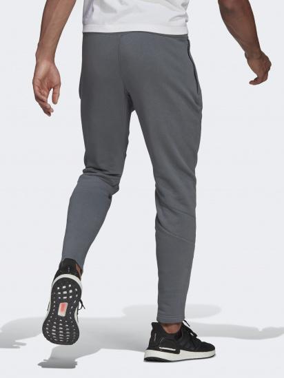 Спортивні штани Adidas SPORTSWEAR TAPERED модель GM6505 — фото 2 - INTERTOP