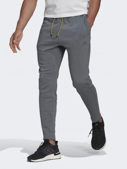 Спортивні штани Adidas SPORTSWEAR TAPERED модель GM6505 — фото - INTERTOP