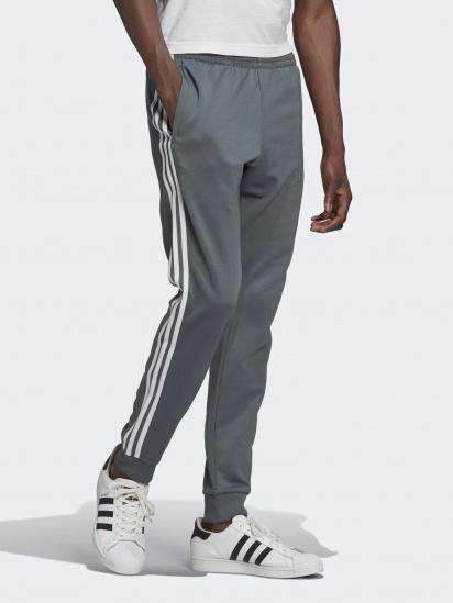 Спортивні штани Adidas ADICOLOR CLASSICS PRIMEBLUE SST модель GN3514 — фото 3 - INTERTOP