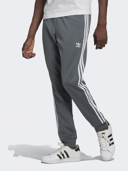 Спортивні штани Adidas ADICOLOR CLASSICS PRIMEBLUE SST модель GN3514 — фото - INTERTOP