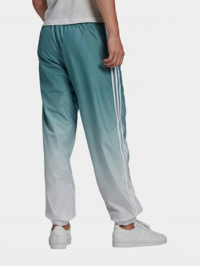 Спортивні штани Adidas ADICOLOR 3D TREFOIL 3-STRIPES OMBRÉ модель GN3587 — фото 2 - INTERTOP