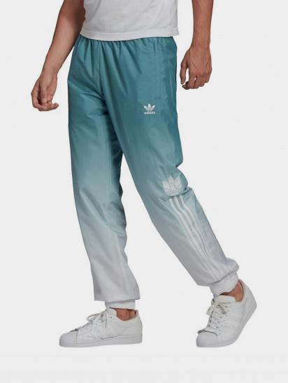 Спортивні штани Adidas ADICOLOR 3D TREFOIL 3-STRIPES OMBRÉ модель GN3587 — фото - INTERTOP