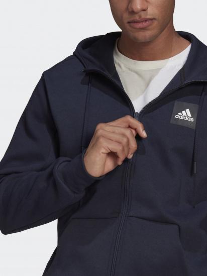 Кофта спортивна Adidas MUST HAVES STADIUM модель GM6343 — фото 4 - INTERTOP