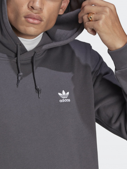 Худі Adidas LOUNGEWEAR TREFOIL ESSENTIALS модель GN3388 — фото 4 - INTERTOP